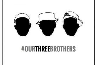 Our Three Brothers - dedicated to the three brothers killed in Indiana