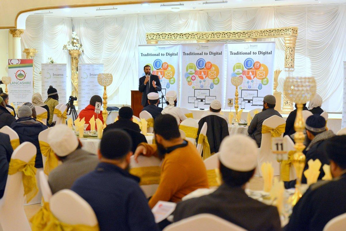 Shaukat Warraich Imams Online