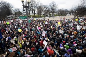 Mass Protests Across the States Following Trump's 'Muslim Ban'