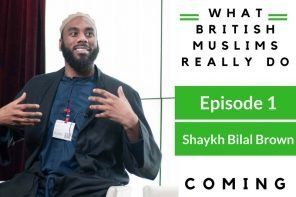 Shaykh Bilal Brown Interview with Imam Adam Kelwick