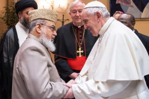 British Imams Meet Pope Francis at the Vatican