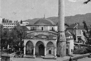 Bosnian Muslims Rebuild Historic War-Ruined Mosque