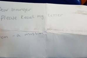 Muslim Teen's Letter Goes Viral After Westminster Attack