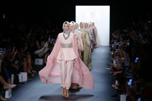 Modest Fashion on the Runway