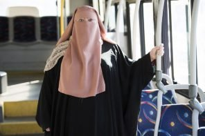Controversial Quebec Face Veil Ban Contested by Academics & PM