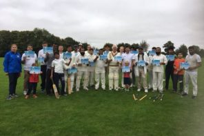 Cricket Brings Faith Communities Together