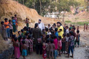 Imam Returns to Bangladesh to Help Rohingya Muslims