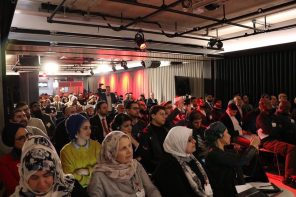 Imams Online Digital Summit at YouTube Space London