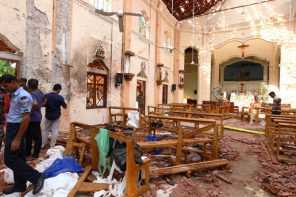 Fear of Backlash Grips Muslim Community as Sri Lanka Mourns After Deadliest Attack in Decade